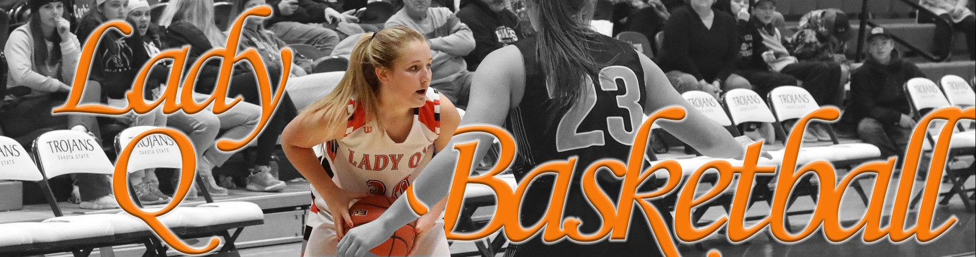 Dell Rapids Lady Q basketball
